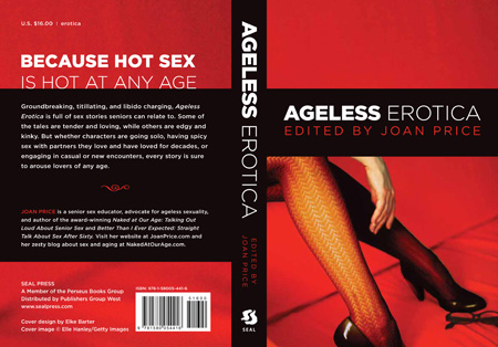 Ageless Erotica book cover