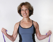 Fitness pro, author and speaker Joan Price