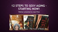 senior sexuality - 12 steps to sexy aging