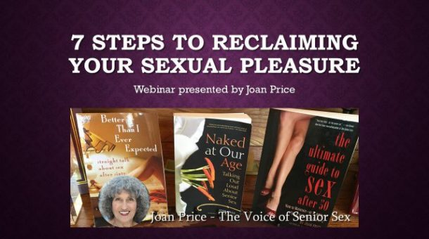 7 Steps to Reclaiming Your Sexual Pleasure