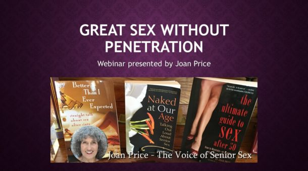 Great Sex without Penetration