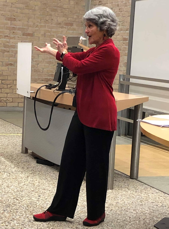 Speaker Joan Price