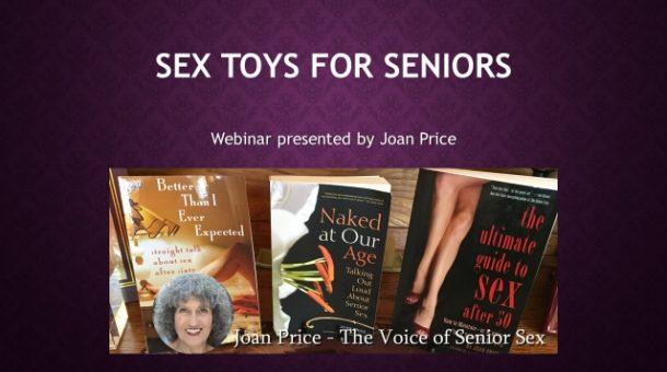 Sex Toys for Seniors