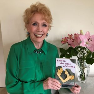 Diana Wiley holding book